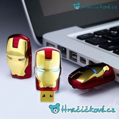USB flash disk Iron Man (Ironman, Avengers)