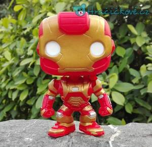 Figurka POP Marvel Avengers Iron Man (Ironman, Avengers)