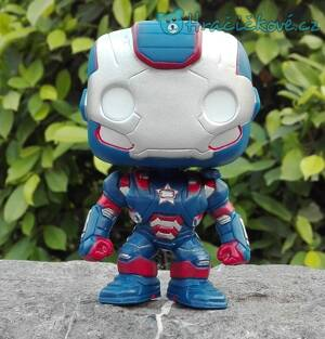 Figurka POP Marvel Avengers Iron Man Patriot (Ironman, Avengers)